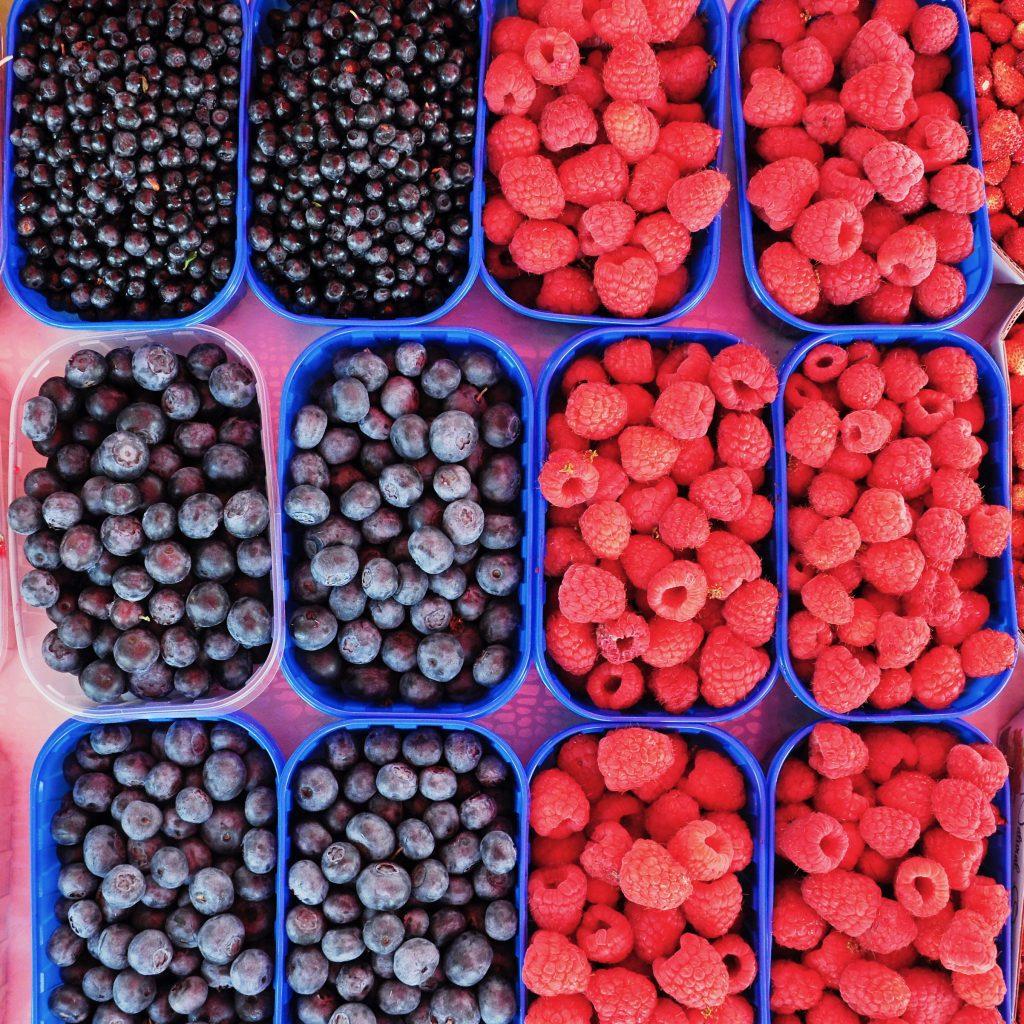 berries VQe
